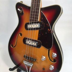 Vintage Bass guitars