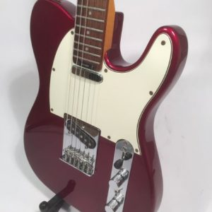 modern electric guitars