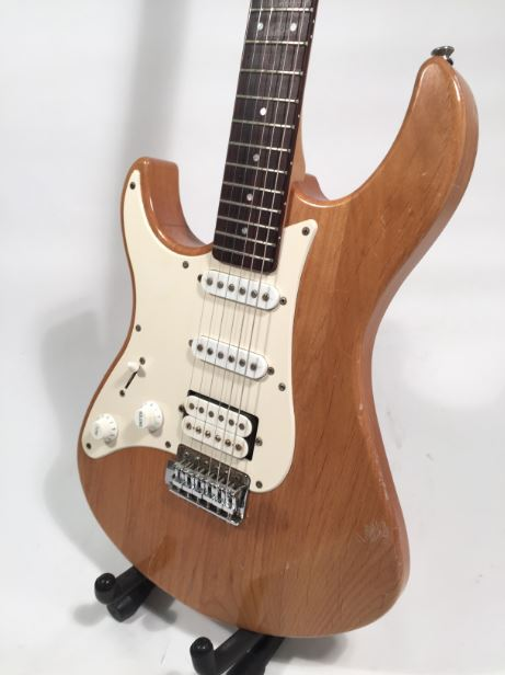 Yamaha Pacifica Left Handed