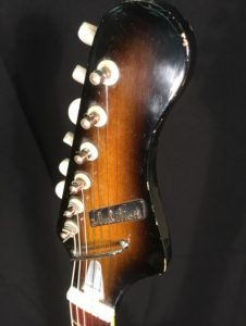1960s Audition electric guitar Made in Japan 3