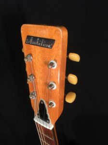 Audition Acoustic guitar Made in Japan 1960s 5