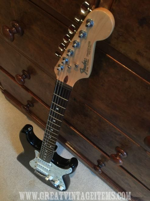 1987 USA made Fender American Standard Stratocaster guitar with EE Serial  number